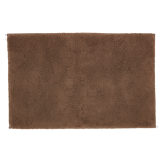 CHRISTY DEEP PILE RUG  MINK