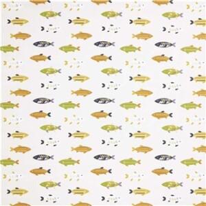 MR FISH SAFFRON
