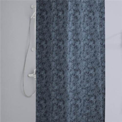 MARBLE SHOWER W/ EYELETS
