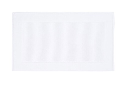 SUPREME TOWELLING MAT WHITE